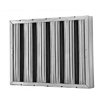 Four Layer Metal Baffled Moisture/Mist Filter
