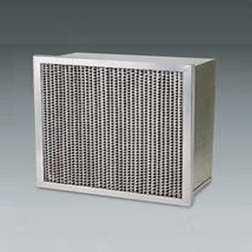 Industrial Multi-Cell Filter