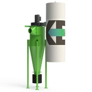 Industrial Dust Collector - KEA Series 2900