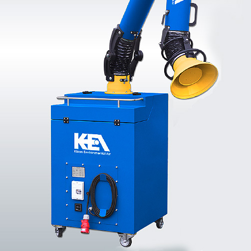 Boxair M1 Mobile Weld Fume Collector