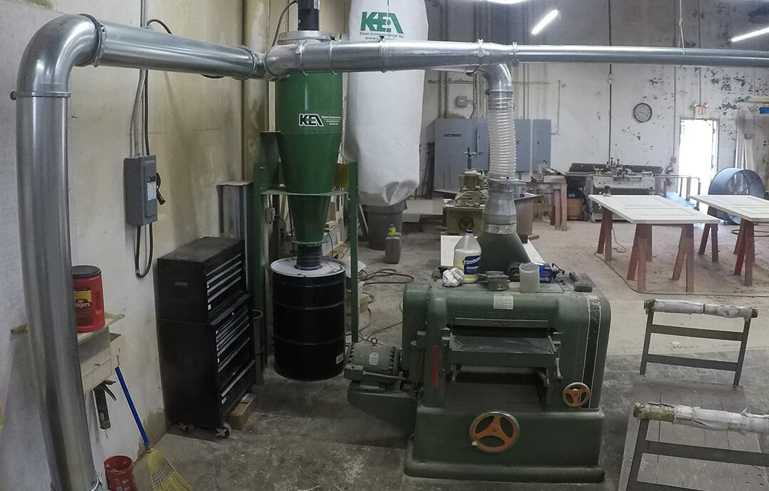 Industrial Dry Dust Collector